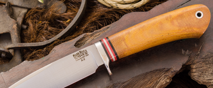 Bark River Knives: Ultra Lite Hunter I