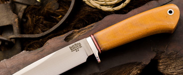 Bark River Knives: Ultra Lite Hunter II