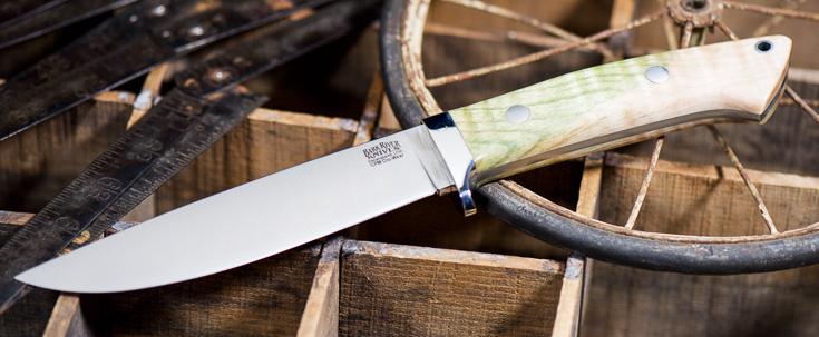 Bark River Knives: Wilderness Explorer