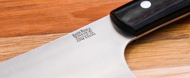 Bark River Kitchen Knives