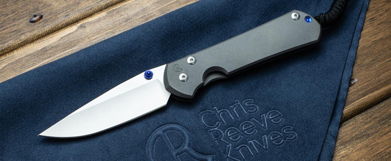 Chris Reeve Knives: Sebenza 31
