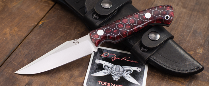 D. Tope Knives: Ramped TDC
