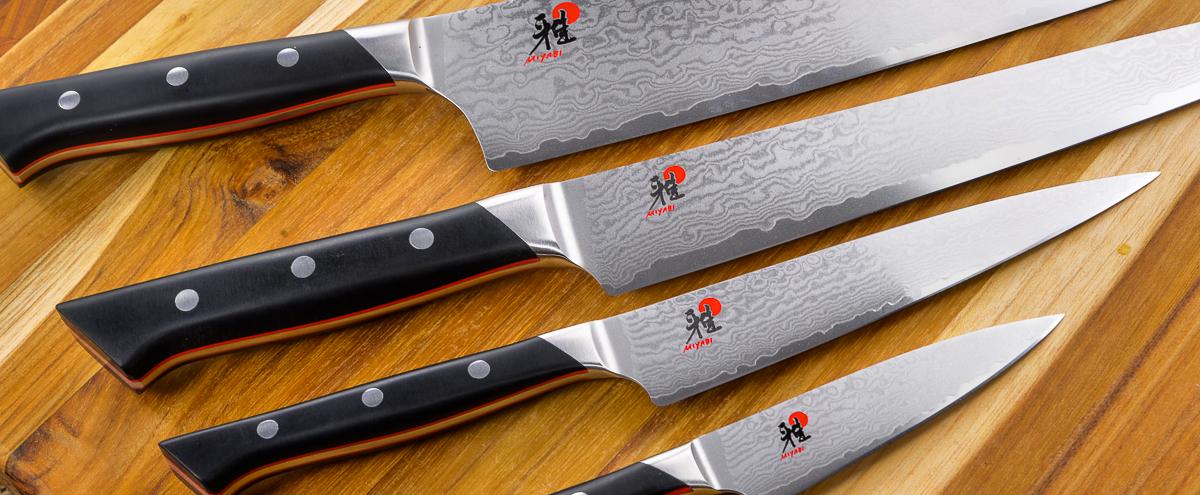 Miyabi Kitchen Knives