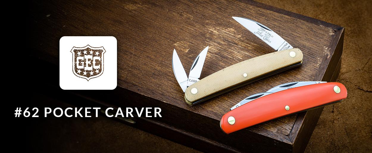 GEC #62 Pocket Carver