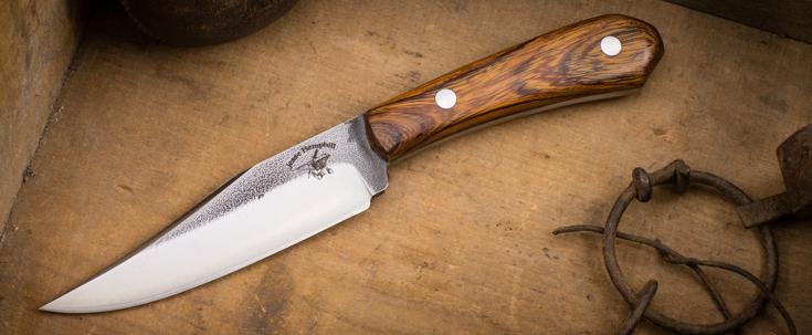 Jesse Hemphill Knives: Cumberland
