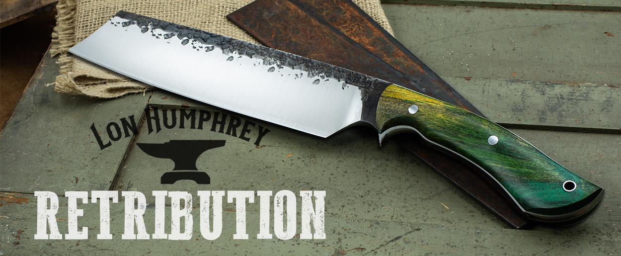 Lon Humphrey Knives: Retribution