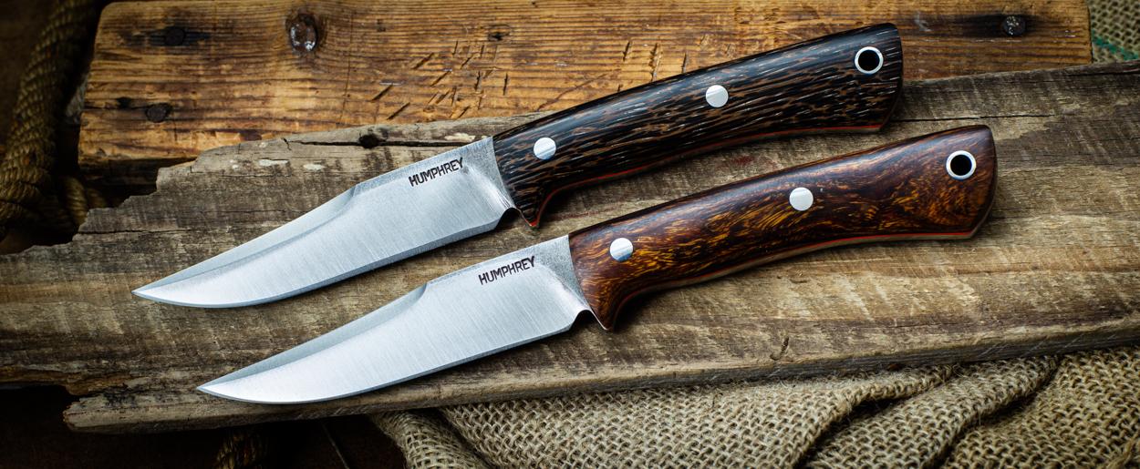 Lon Humphrey Knives: Minuteman 3V