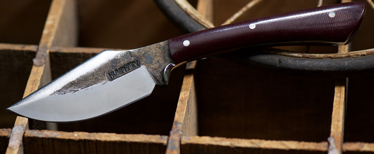 Lon Humphrey Custom Knives - Muley