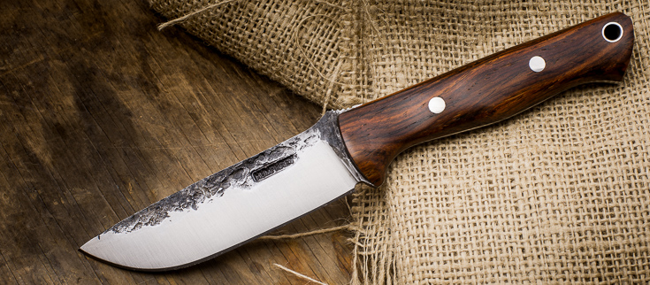 Lon Humphrey Custom Knives - Cocobolo