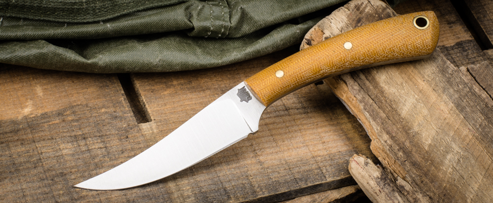 LT Wright Knives: Small Swoop