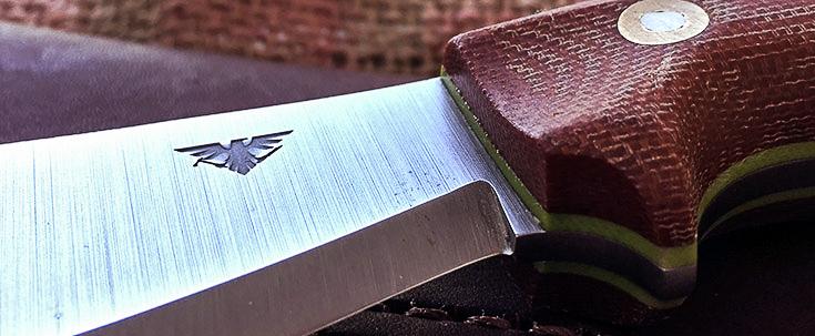 L.T. Wright Knives: JX2 Jessmuk
