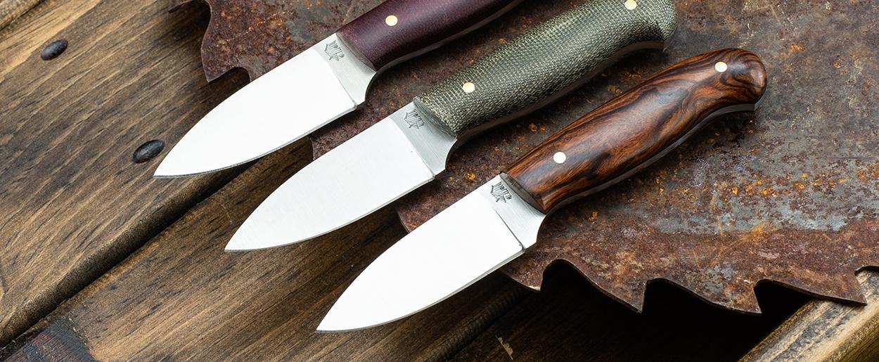 L.T. Wright Knives: Patriot 3V