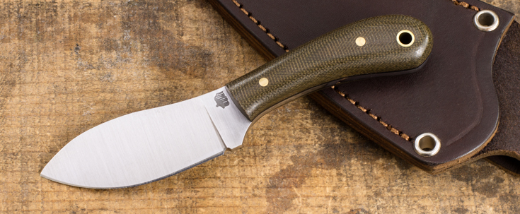 L.T. Wright Knives: Lil Muk