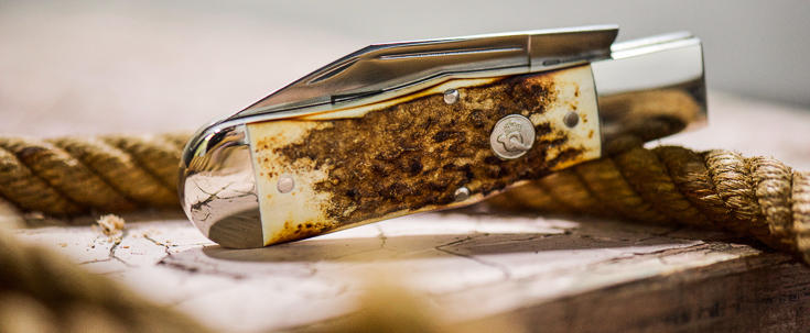 Queen Cutlery - Joe Pardue