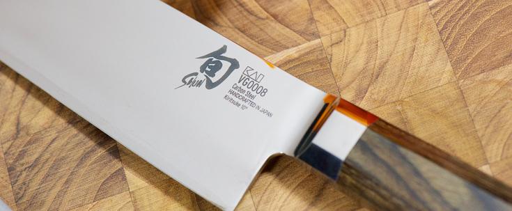 Shun Knives - Blue Series