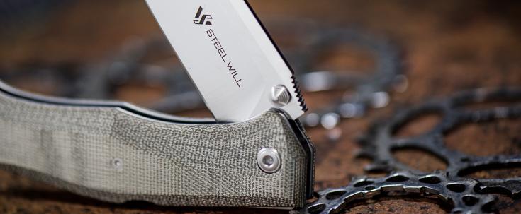 Steel Will Knives - Folding Knives