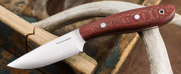 True Saber Knives: Shawnee