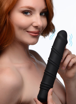 Xl Silicone Bullet And Swirl Sleeve