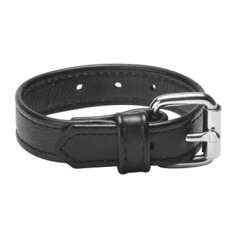 Buckle Leather Cock Ring
