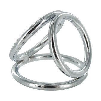 The Triad Chamber Cock And Ball Ring- Medium