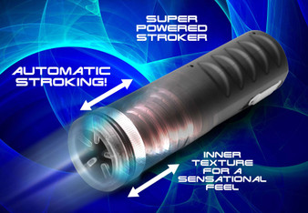 Master-bot Super Powered Automatic Stroker