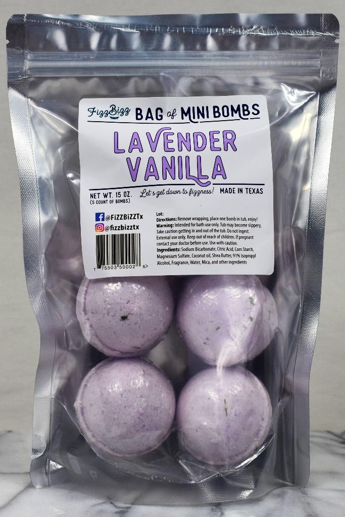 Lavender Vanilla Mini