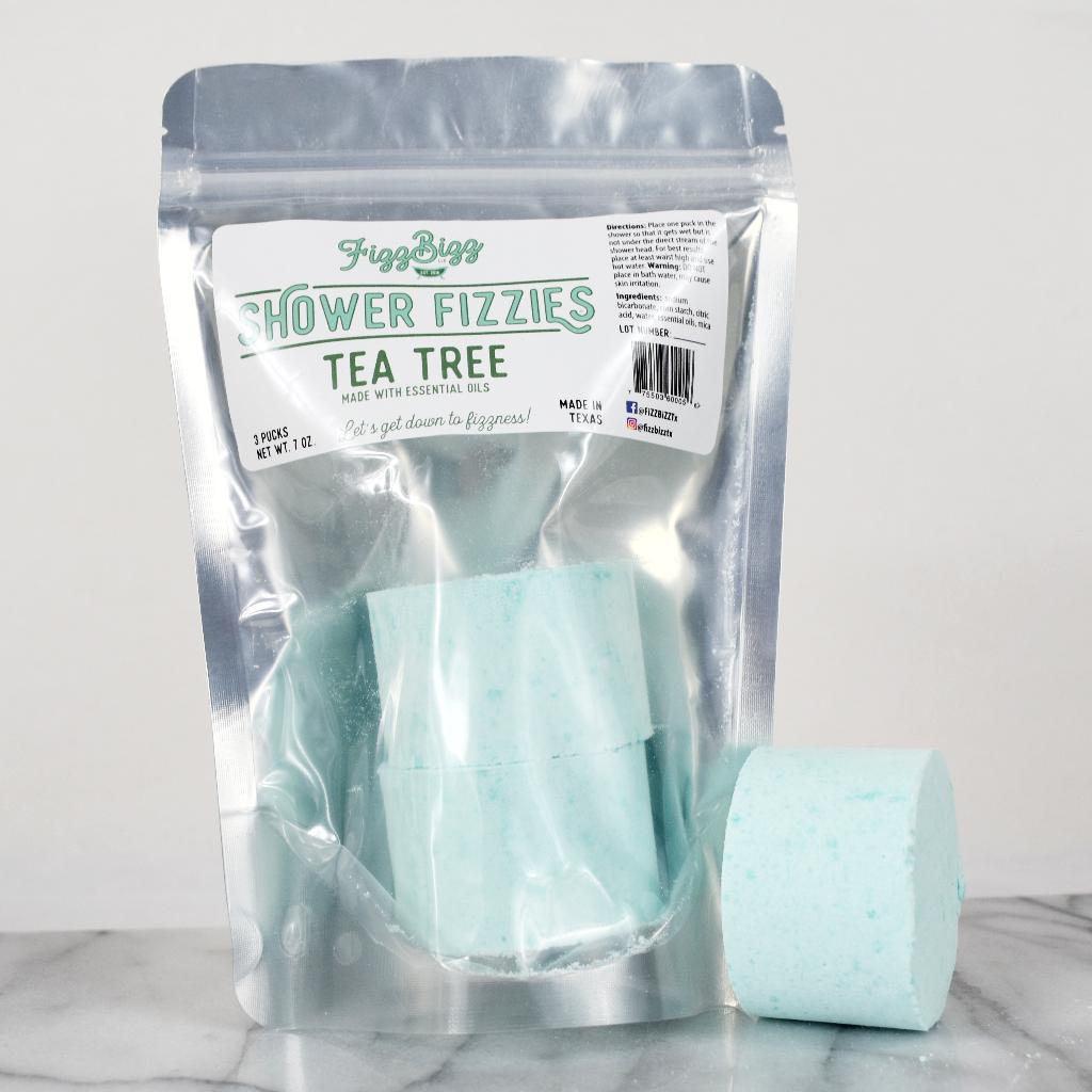 Tea Tree Fizzies