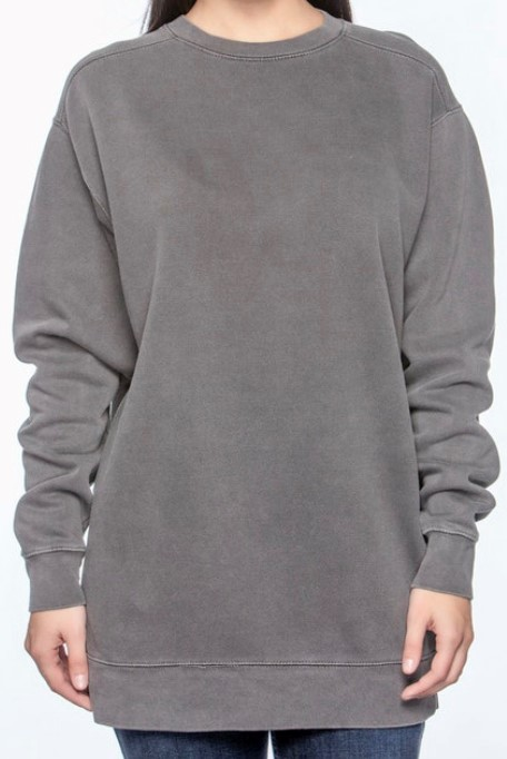 Pepper Comfort Color Sweater