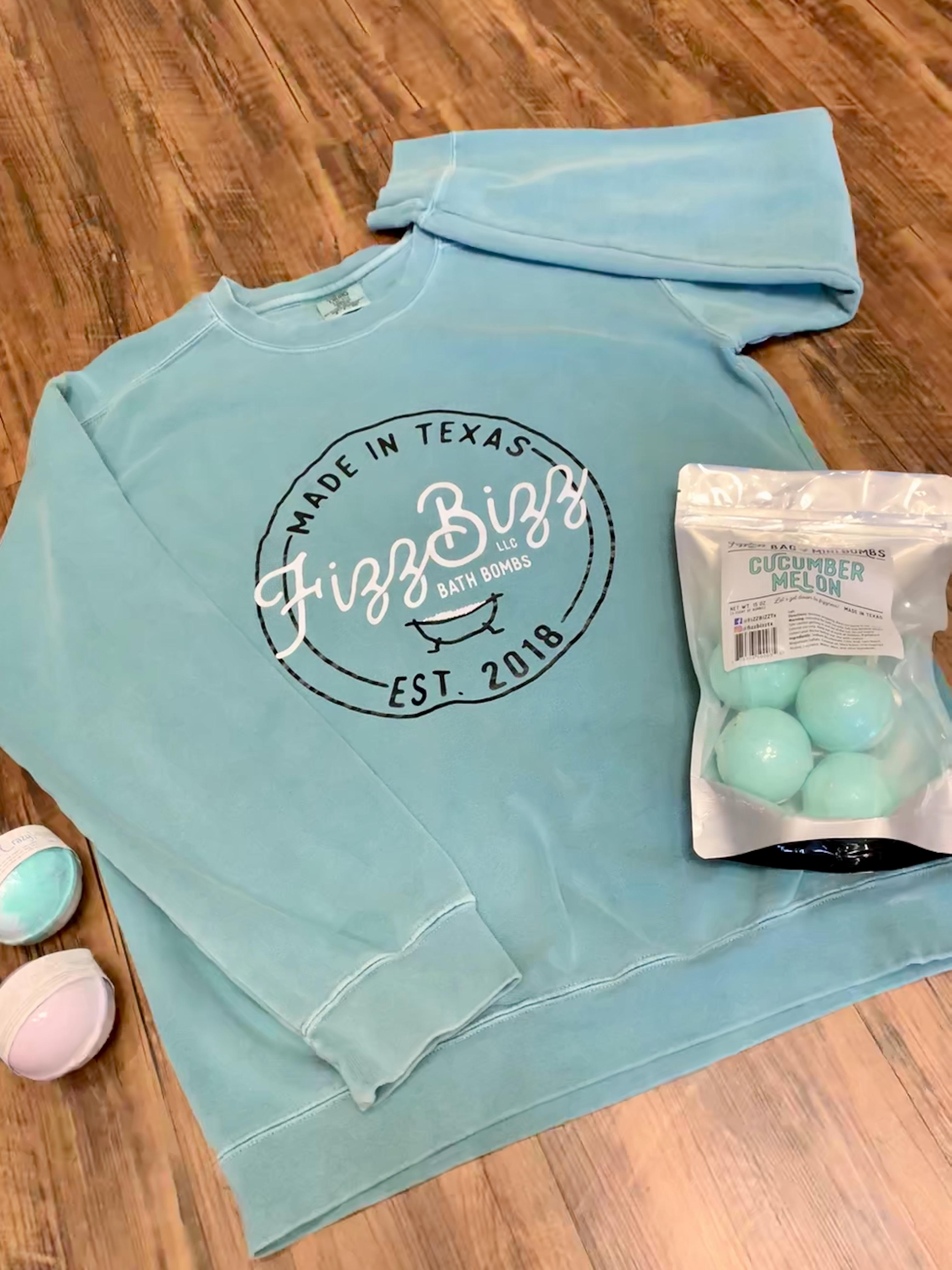 Comfort Color Fizz Bizz LLC Sweater