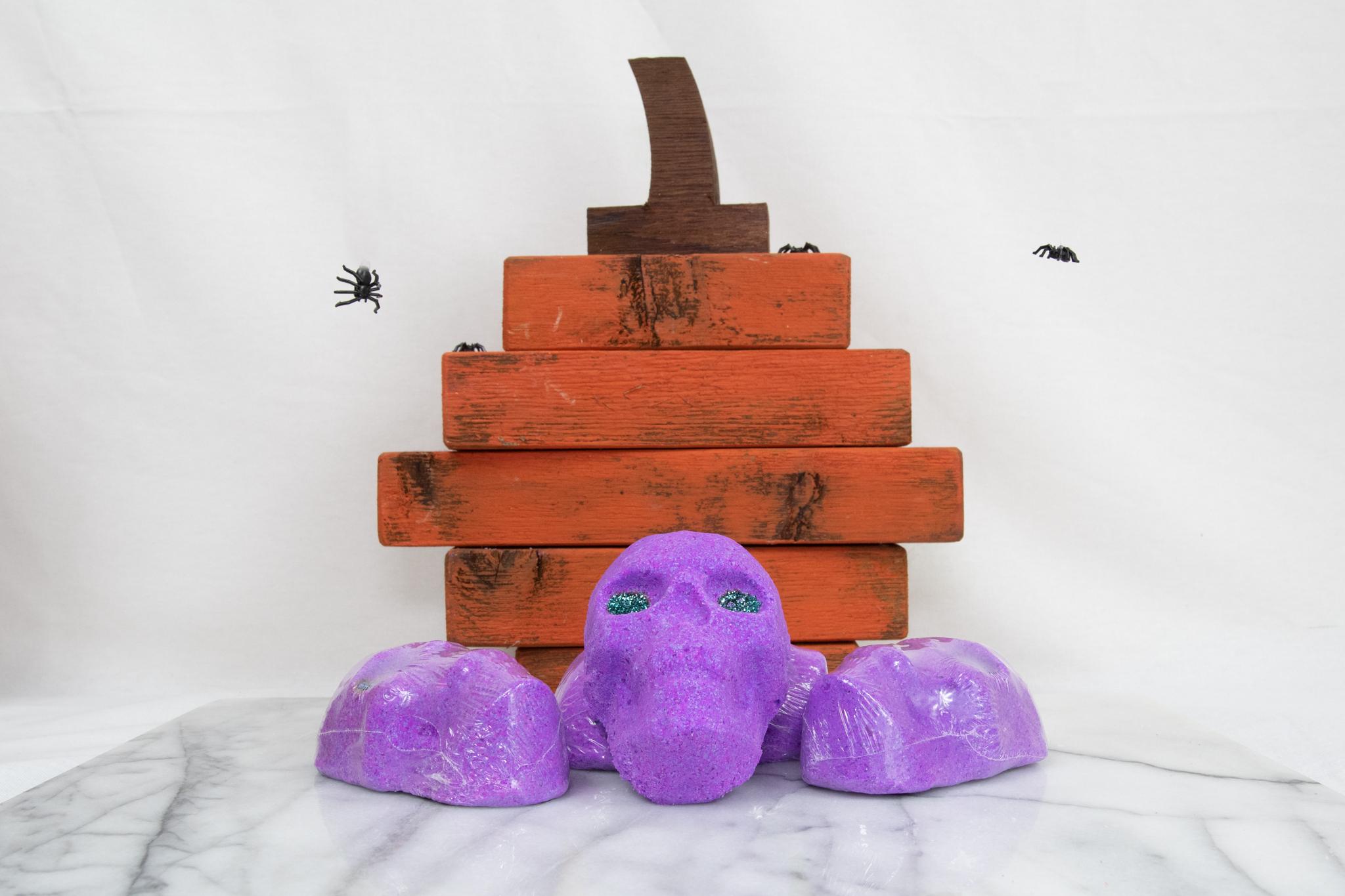 Bomb Skull