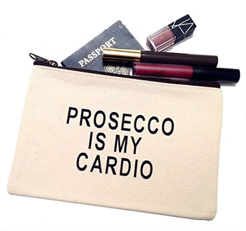 Prosecco Is My Cardio - Large