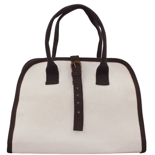Legno Canvas Log Tote