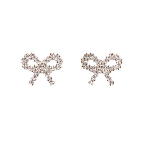 Poppy Bow Earrings