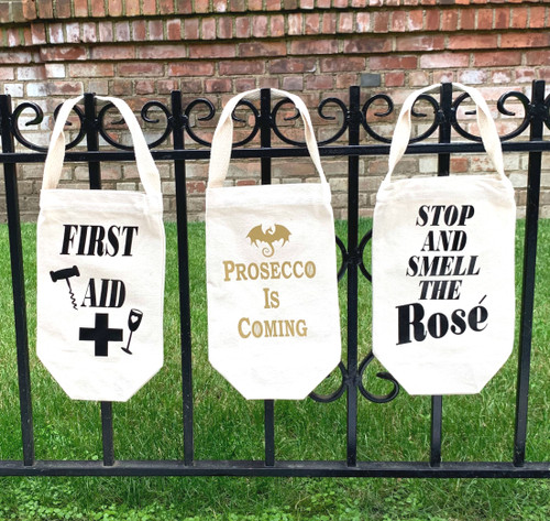 First Aid Prosecco Is Coming Stop and Smell The Rose'