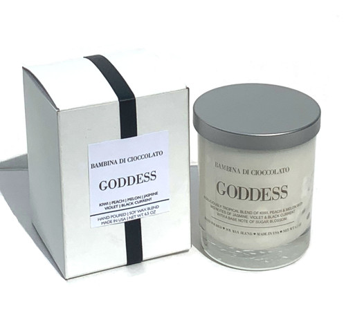 Goddess Scented Candle | Fresh Cotton