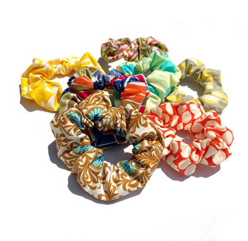 Capelli Cotton Hair Scrunchie