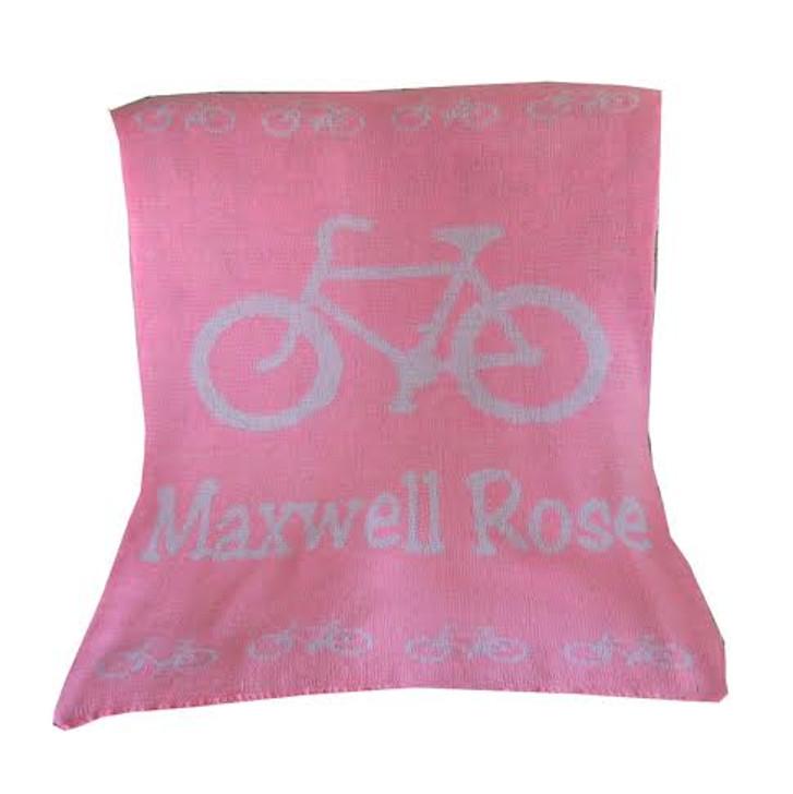 Bicycle Blanket