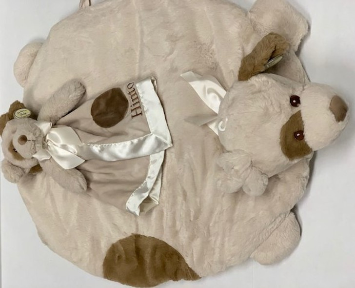 Lil Spot Gift Bundle with Belly Mat & Snuggler