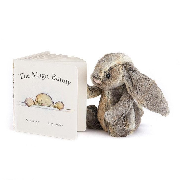 Magic Bunny Book and Jelly cat Bunny
