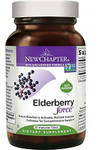 New Chapter Elderberry Force 30 Capsules | 727783100634