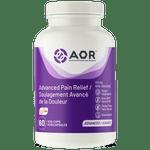 AOR Advanced Pain Relief (Formerly Fem Ease) - 60 Veg Capsules | 0624917043327