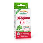 Jamieson Extra Strength Oregano Oil with Vitamin E 25 mL | 064642078261