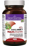 New Chapter Every Man II Multivitamin 96 tablets | 727783003317