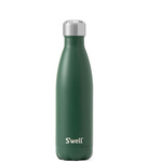 S'well Bottle Satin Collection Stainless Steel Water Bottle Hunting Green - 17oz | 814666021695