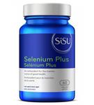 Sisu Selenium Plus 60 Capsules | 777672010902