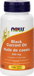 Now Foods Black Currant Oil 100 softgels | UPC: 733739817150
