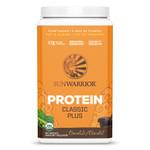Sunwarrior Classic Plus Protein Chocolate 750g    814784020013