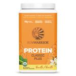 Sunwarrior Classic Plus Protein Vanilla 750g  814784020051