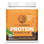 Sunwarrior Classic Plus Protein Chocolate 375 g   814784020006