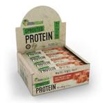 Iron Vegan Sprouted Protein Bar Sweet & Salty Caramel 12 x 64g   SKU : IRO-1006-002